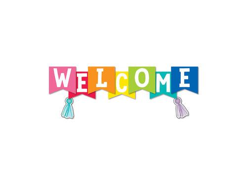 Carson Dellosa Hello Sunshine Welcome Bulletin Board Set
