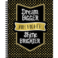 Sparkle + Shine Teacher Plan Book Paperback*