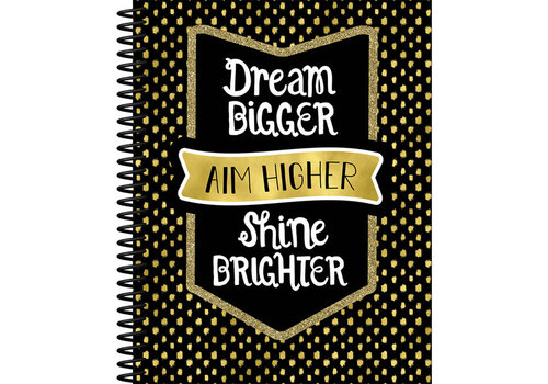Carson Dellosa Sparkle + Shine Teacher Plan Book Paperback