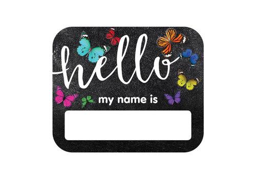 Carson Dellosa Woodland Whimsy Hello Name Tags *