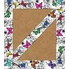 Carson Dellosa Butterflies Straight Borders, School Girl Style*