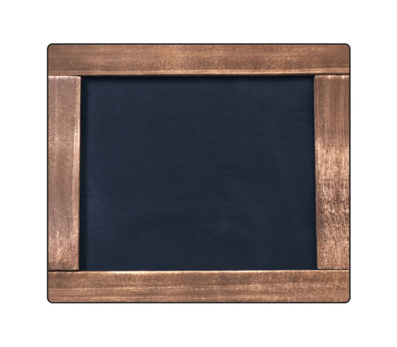 Industrial Chic Chalkboard Mini Cut-Outs *