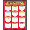 Carson Dellosa Aim High Birthday Chart
