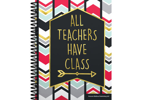 Carson Dellosa Aim High Teacher Planner