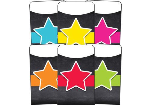 Carson Dellosa Stars Library Pockets