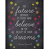 Carson Dellosa The Future Belongs...Chart *
