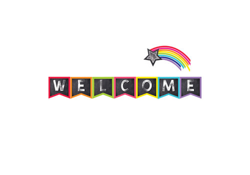 Carson Dellosa Twinkle Twinkle You're A STAR! Welcome Bulletin Board Set