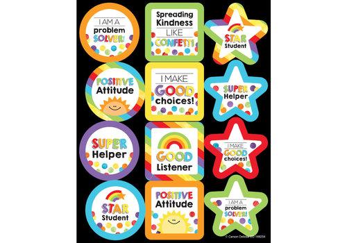 Carson Dellosa Celebrate Learning Motivator Stickers