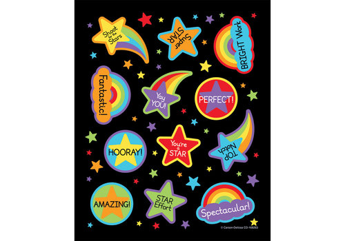 Carson Dellosa Be Bright Motivators Motivational Stickers