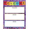 Carson Dellosa Celebrate Learning Welcome Chart