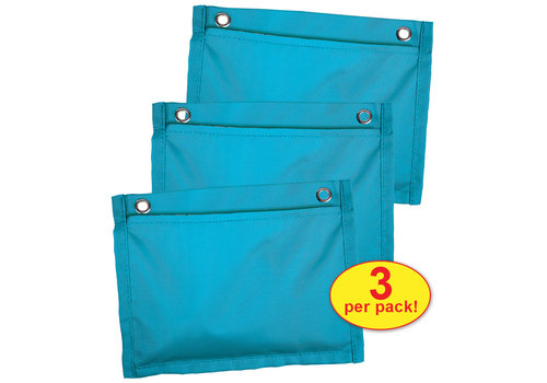 Carson Dellosa Board Buddies Magnetic Pockets - Teal