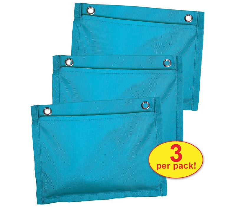 Board Buddies Magnetic Pockets - Teal