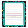 Carson Dellosa Colorful Chalkboard Notepad * (D)