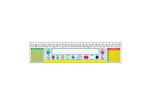 Carson Dellosa Desk Reference Nameplates Gr 1-3