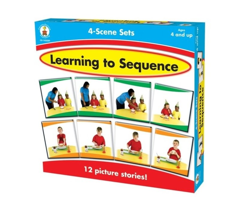 Learning to Sequence 4-Scene *