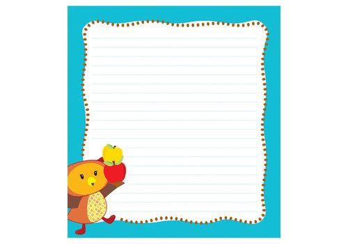 Carson Dellosa Fall Fun Notepad