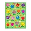 Carson Dellosa Shape Stickers- Flowers