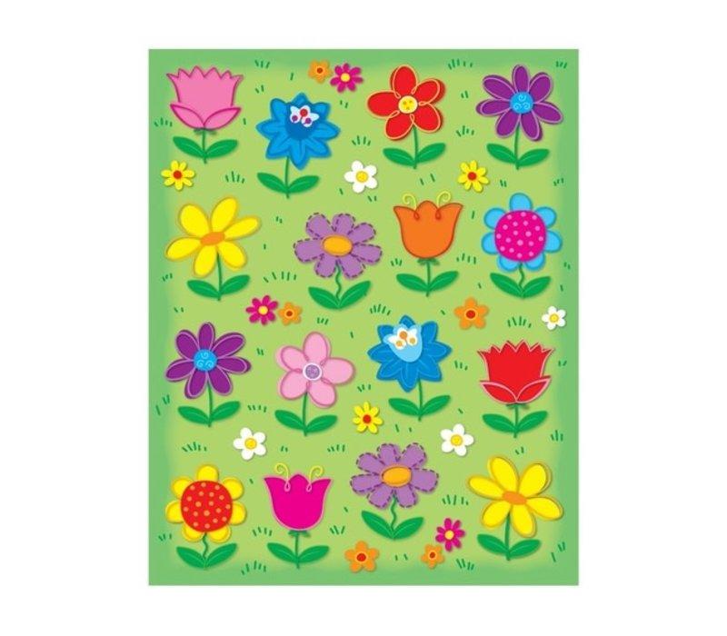 Shape Stickers- Flowers