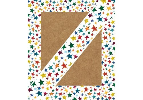 Carson Dellosa Eric Carle Sparkling Stars Border*
