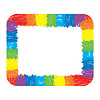 Carson Dellosa Rainbow Name Tags