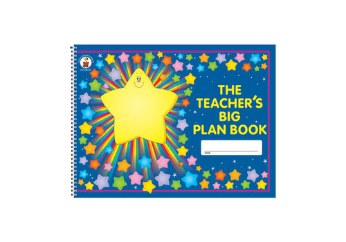 Carson Dellosa Teachers Big Plan Book