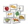Carson Dellosa Nouns: Food Learning Cards