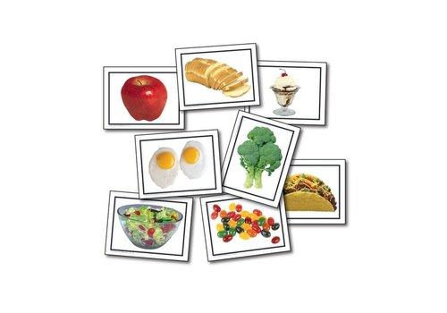 Carson Dellosa Nouns: Food Learning Cards*