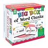 Carson Dellosa Big Box of Word Chunks Manipulative Puzzle *