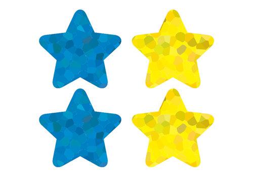 Carson Dellosa Stars, Multicolor Foil Shape Stickers