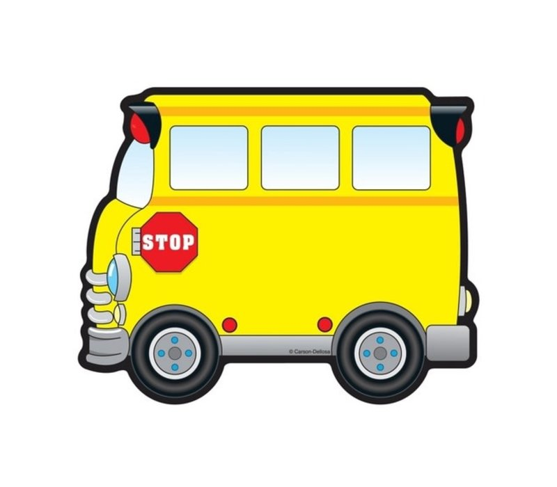 School Buses Cut-Outs