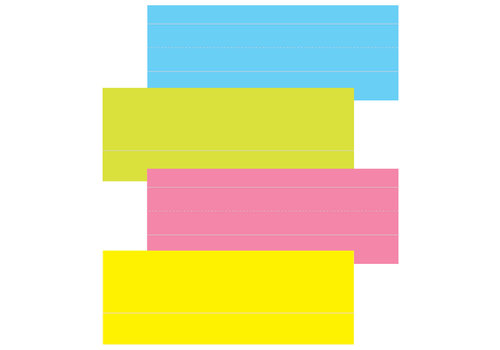 Carson Dellosa Word Strips Multicoloured *