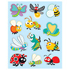 "Carson Dellosa Buggy"" for Bugs Shape Stickers"
