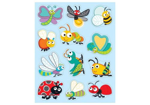 "Carson Dellosa Buggy"" for Bugs Shape Stickers"