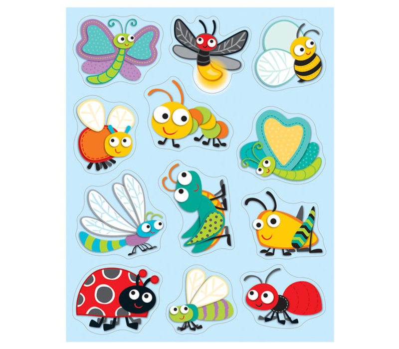 "Buggy"" for Bugs Shape Stickers"