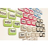 ASHLEY PRODUCTIONS Magnetic Die-Cut Sight Words, 3rd 100 Words, Level 3 *