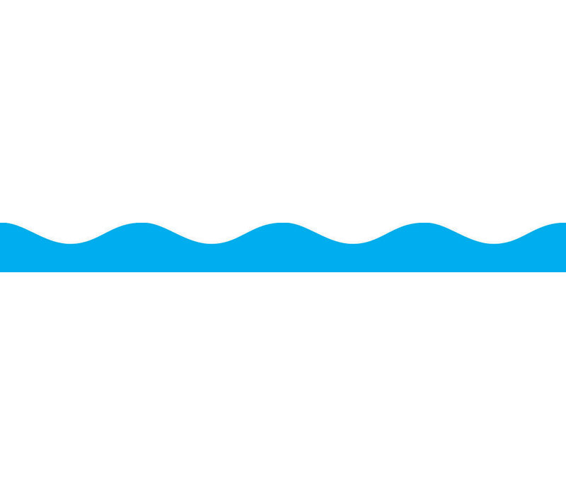 Magnetic Border, Blue