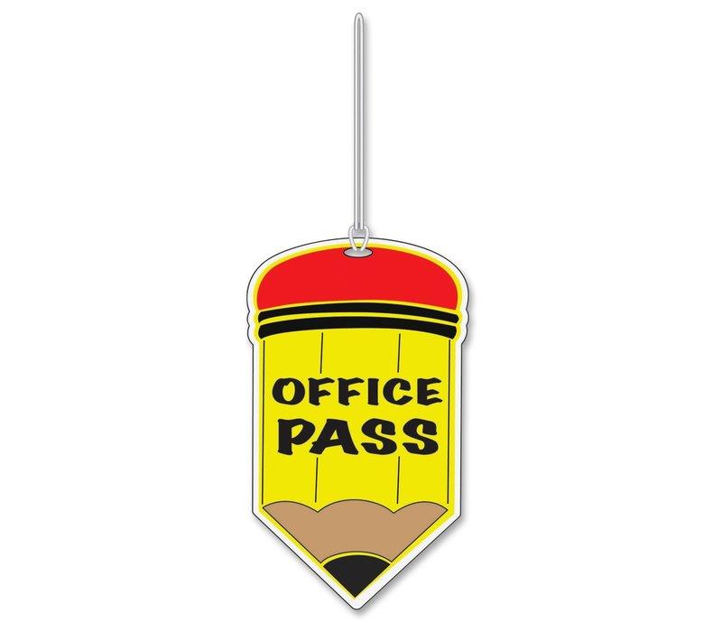 Pencil Office Pass