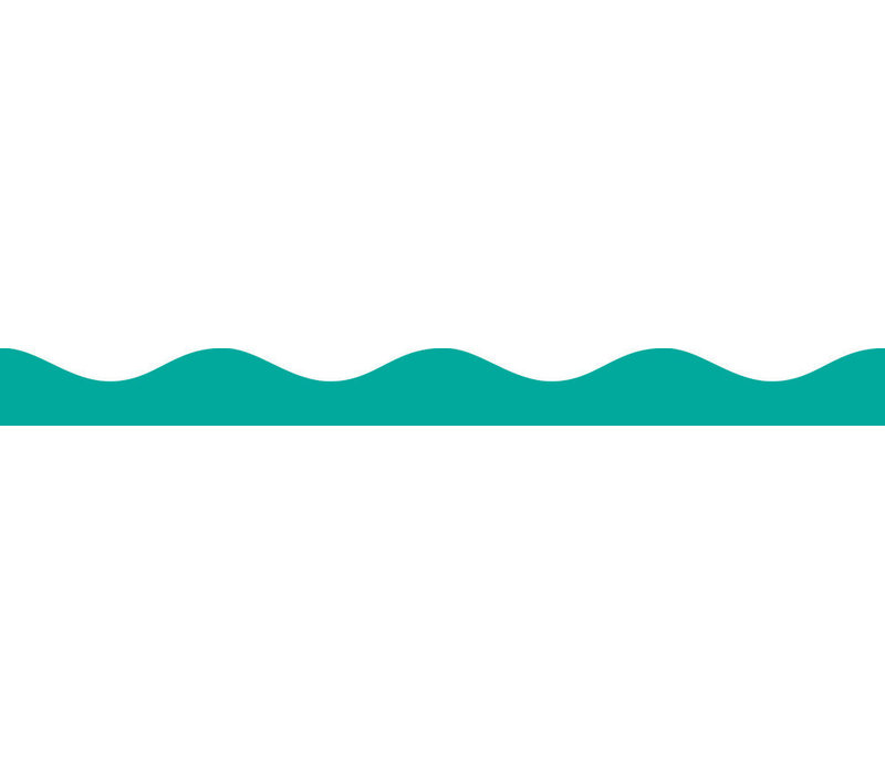 Magnetic Border, Turquoise