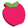 ASHLEY PRODUCTIONS MAGNETIC WHITEBOARD ERASER APPLE