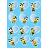 ASHLEY PRODUCTIONS DIE CUT MAGNETS BEES
