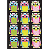 ASHLEY PRODUCTIONS Magnetic Scribble Owls
