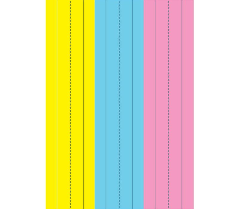 Die-Cut Magnets, Sentence Strips