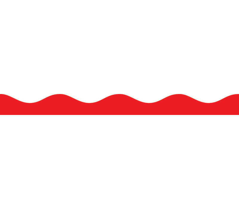 Magnetic Border, Red *