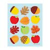 Carson Dellosa Apples, Acorns & Leaves Shape Stickers