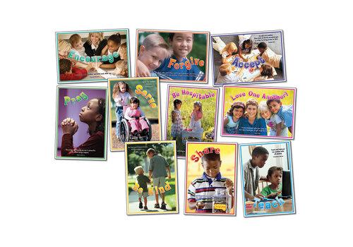 Carson Dellosa Love One Another Bulletin Board Set