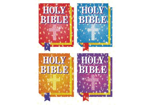 Carson Dellosa Bibles Dazzle Stickers