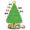 Carson Dellosa Big Christmas Tree Bulletin Board Set *