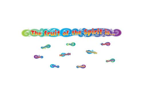 Carson Dellosa Fruit of the Spirit Mini Bulletin Board Set