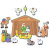 Carson Dellosa Nativity Bulletin Board Set