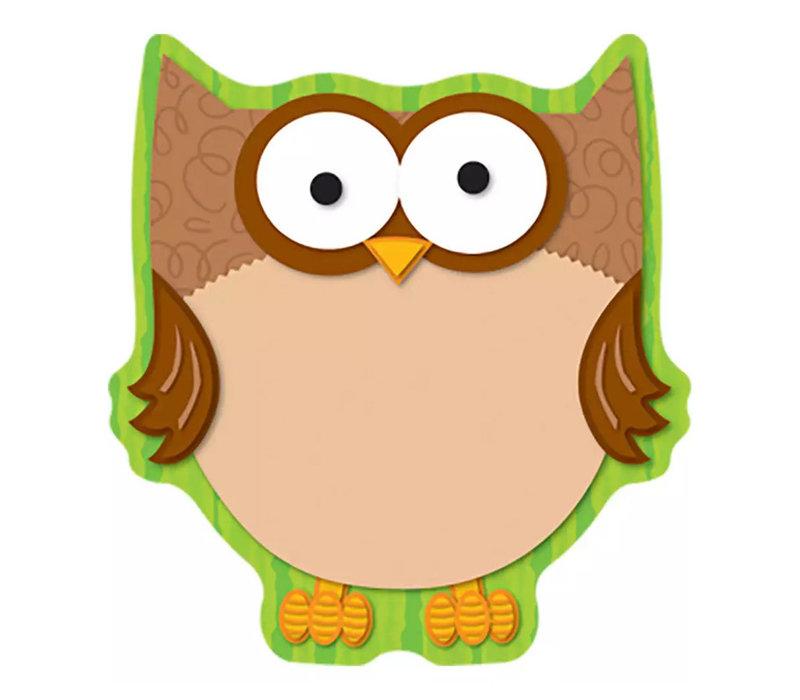 Owl Notepad * (D)